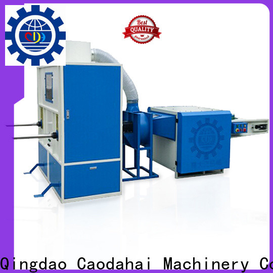 Caodahai soft toy making machine price wholesale for manufacturing