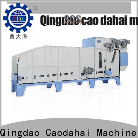 Caodahai practical bale opener machine series for factory