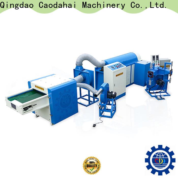 efficient ball fiber filling machine factory for production line