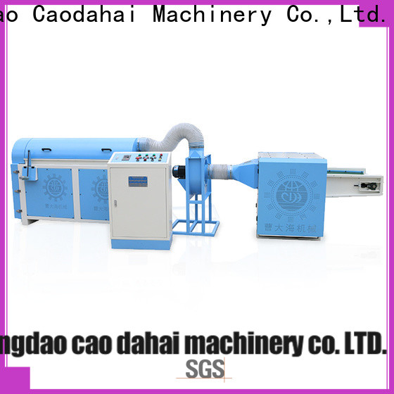 Caodahai top quality ball fiber making machine factory for plant