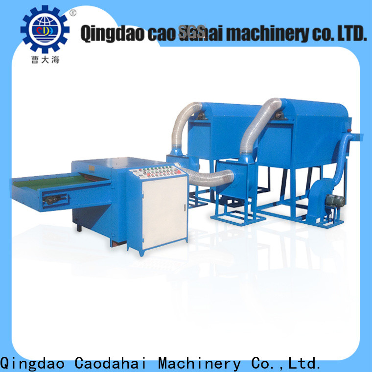 top quality ball fiber filling machine design for business