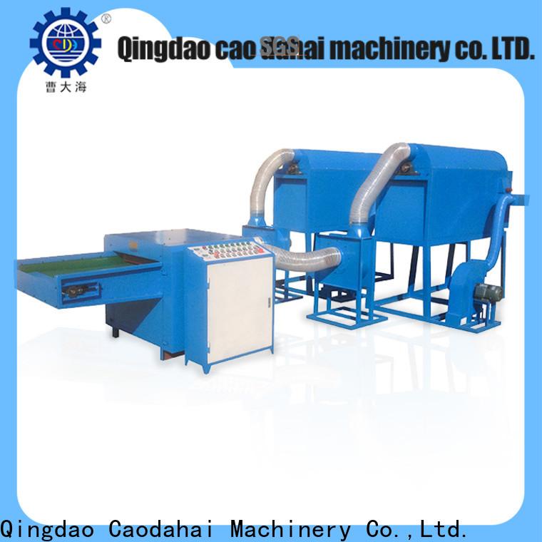 top quality ball fiber filling machine design for business