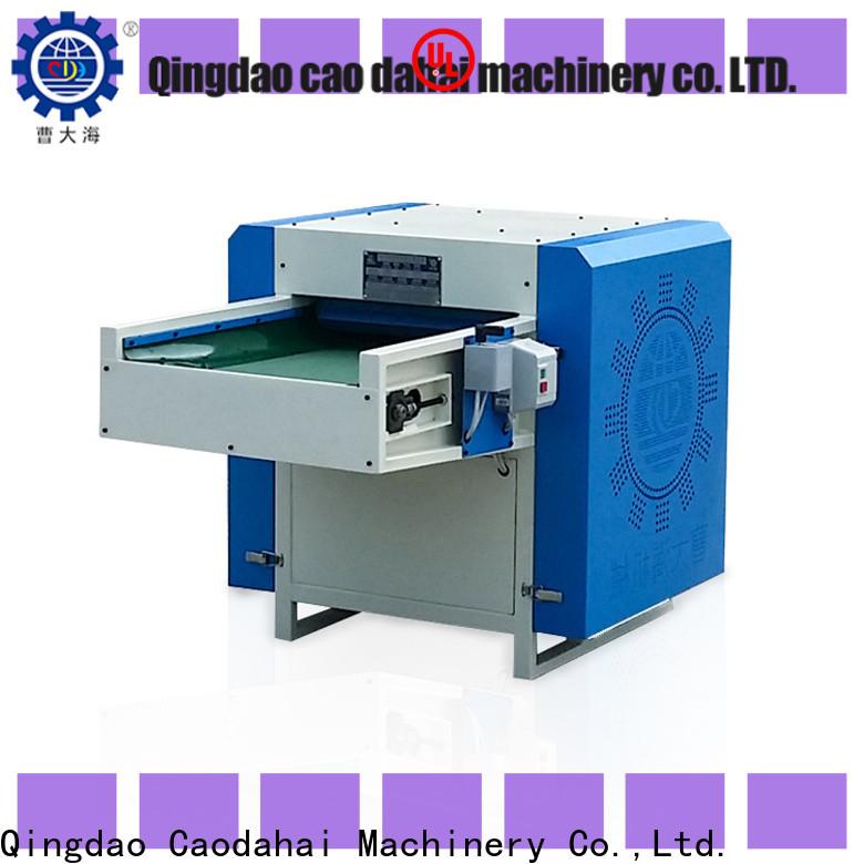 Caodahai fiber carding machine inquire now for commercial