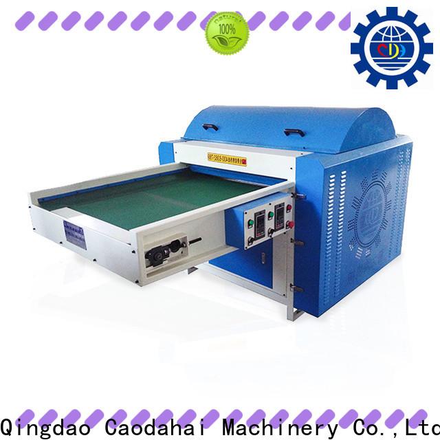 carding polyester opening machine design for manufacturing