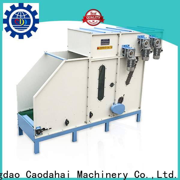 Caodahai bale opener machine manufacturer for commercial