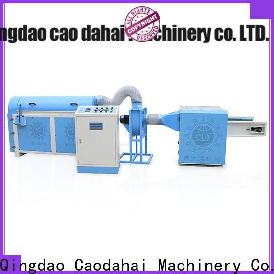 Caodahai fiber ball machine with good price for plant