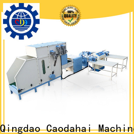 professional pillow filling machine price factory price for production line