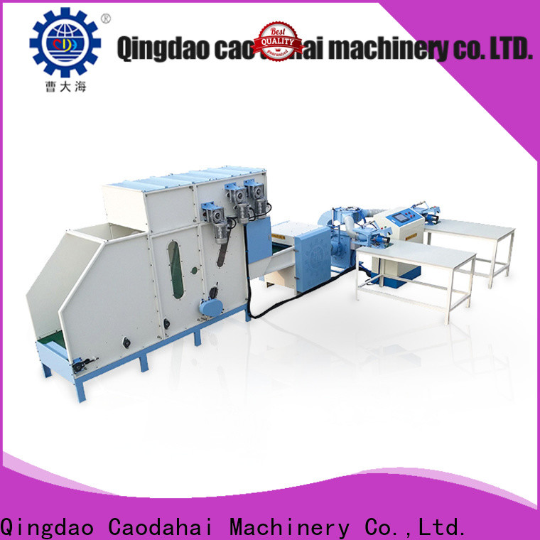 Caodahai fiber opening and pillow filling machine factory price for business