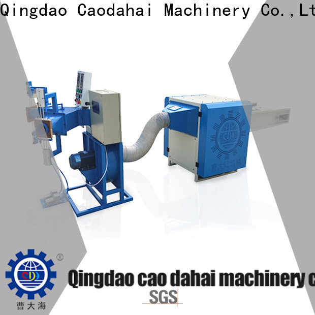 quality pillow filling machine factory price for work shop