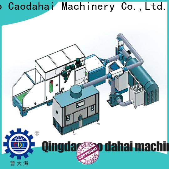 Caodahai ball fiber making machine factory for plant