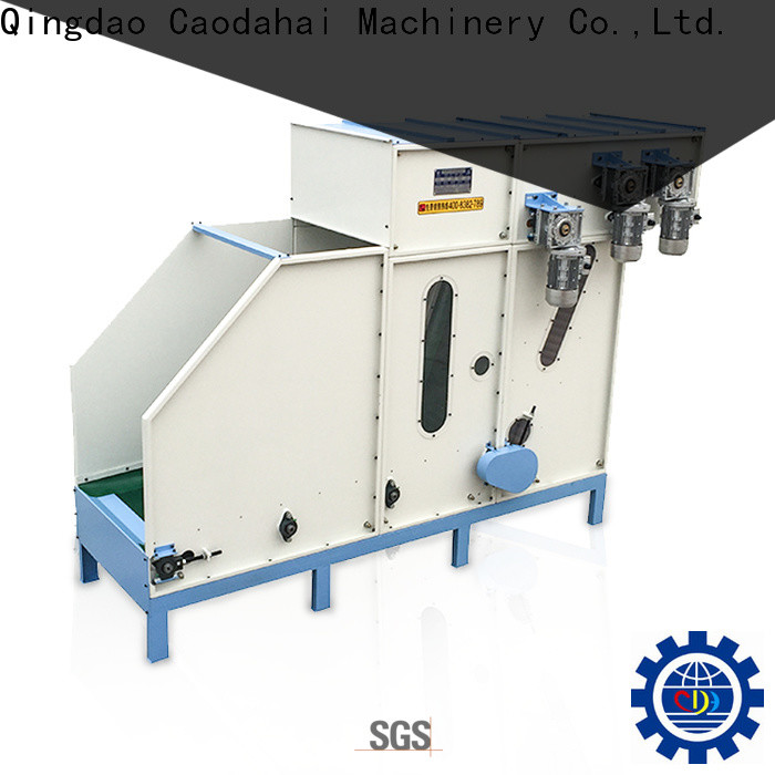 Caodahai reliable bale opening machine manufacturer for factory