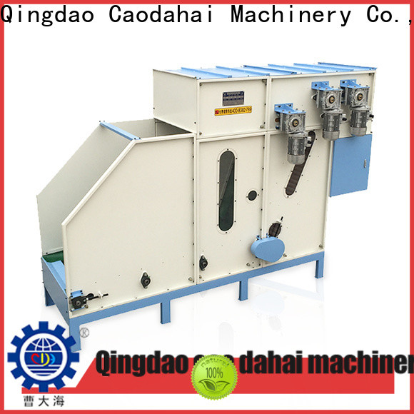 Caodahai practical bale opening and feeding machine directly sale for commercial