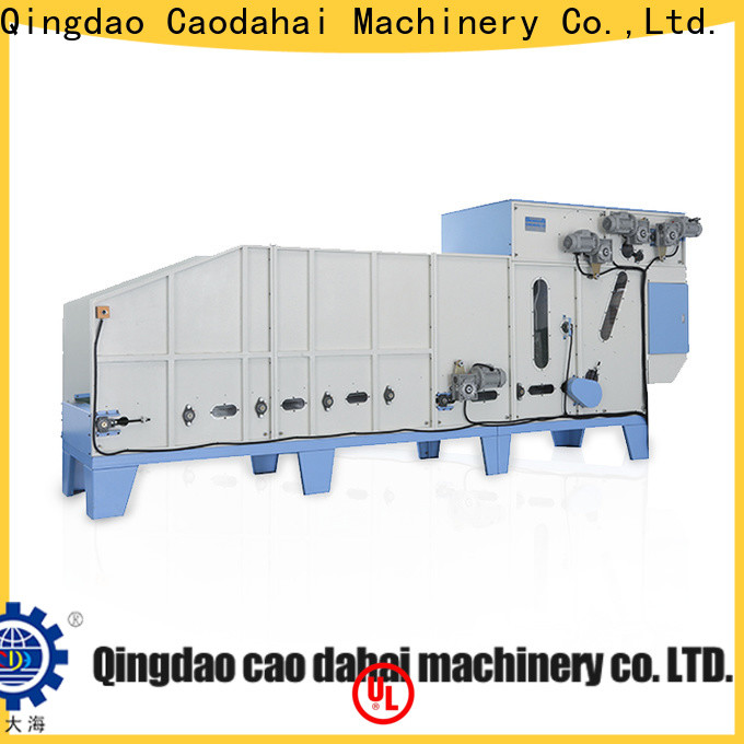Caodahai bale opening machine from China for factory