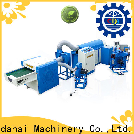 Caodahai ball fiber toy filling machine factory for plant