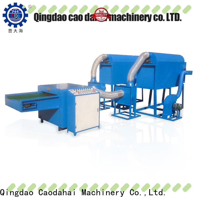 Caodahai fiber ball machine with good price for plant