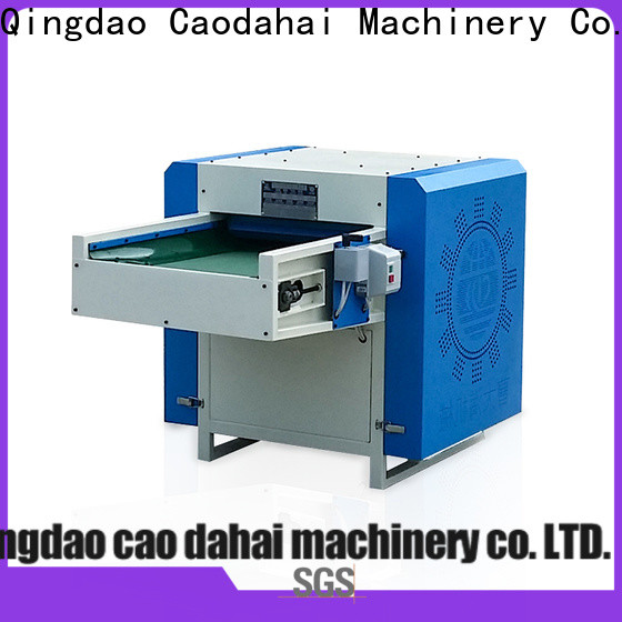 top quality polyester opening machine factory for commercial