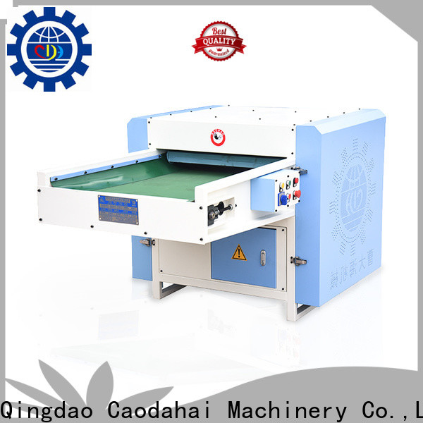 Caodahai carding fiber opening machine design for manufacturing