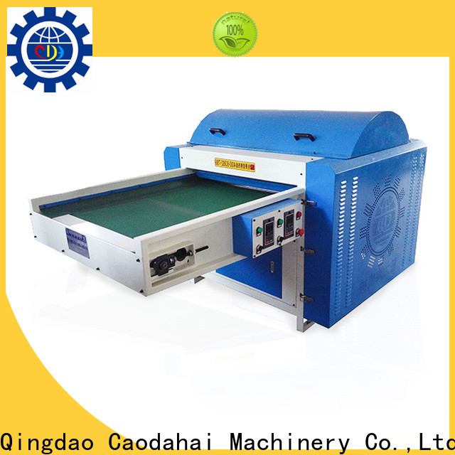 Caodahai cotton carding machine with good price for industrial