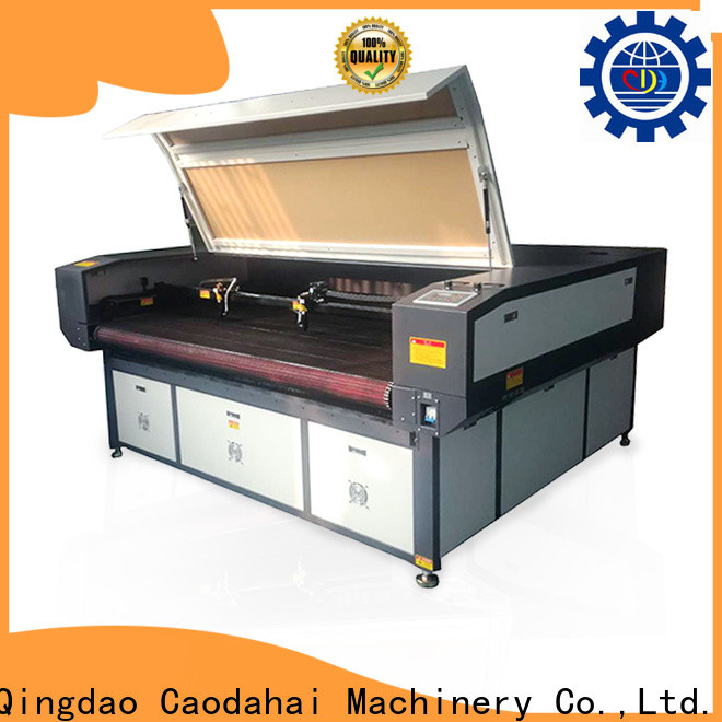 quality co2 laser cutting machine from China for production line