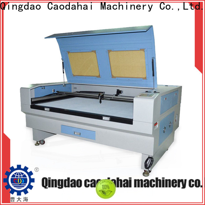 practical laser cutting machine from China for soft toy