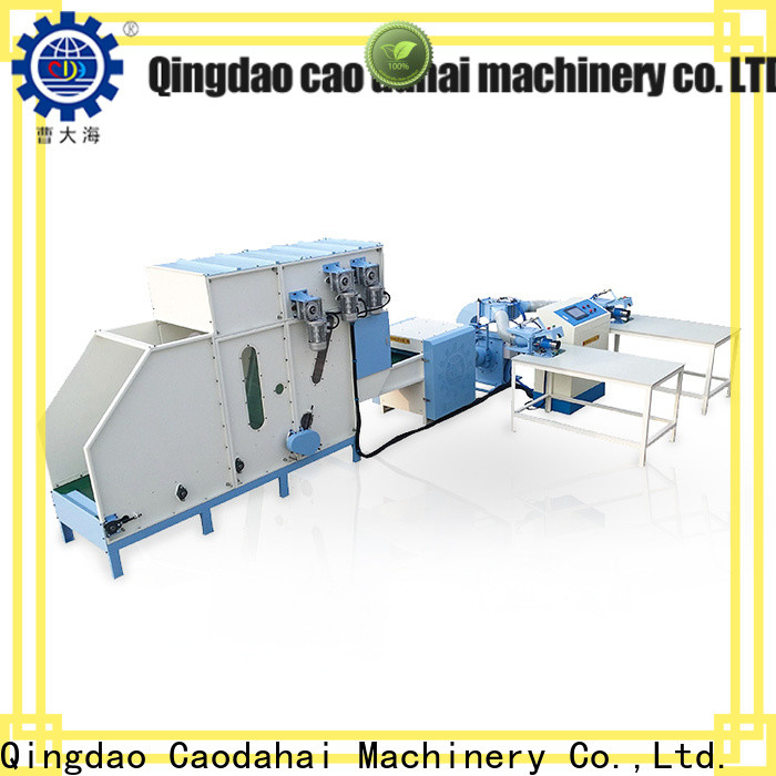 Caodahai stable pillow machine supplier for production line