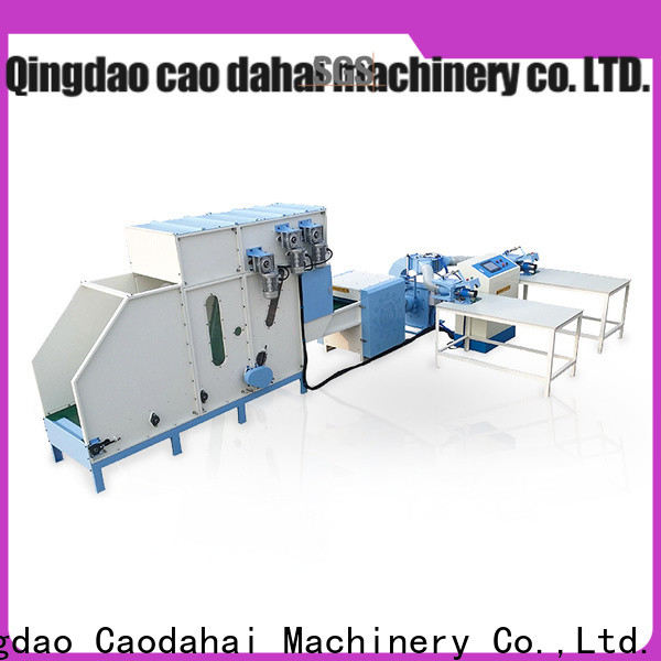 Caodahai stable pillow stuffing machine factory price for business