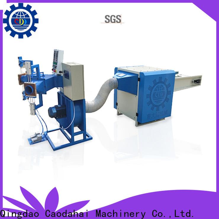 Caodahai pillow filling machine supplier for work shop