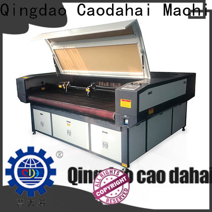 Caodahai durable industrial cnc laser cutting machine manufacturer for business
