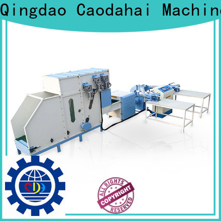 Caodahai stable fiber opening and pillow filling machine personalized for plant
