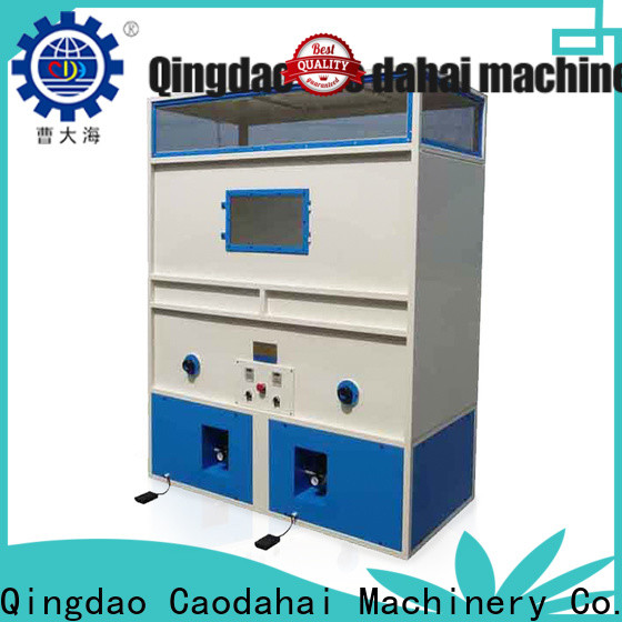 Caodahai certificated bear stuffing machine wholesale for manufacturing