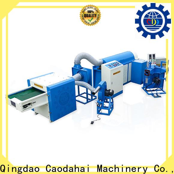 Caodahai ball fiber filling machine factory for production line