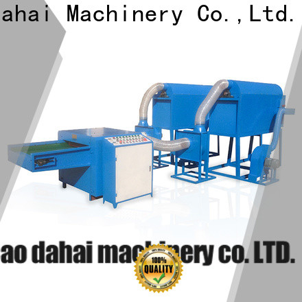 Caodahai efficient ball fiber making machine design for production line
