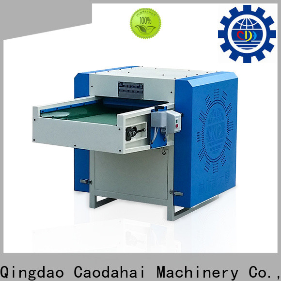 Caodahai approved polyester opening machine factory for manufacturing
