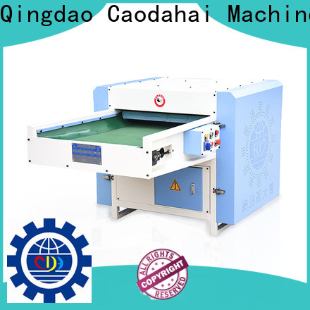Caodahai fiber opening machine manufacturers with good price for manufacturing