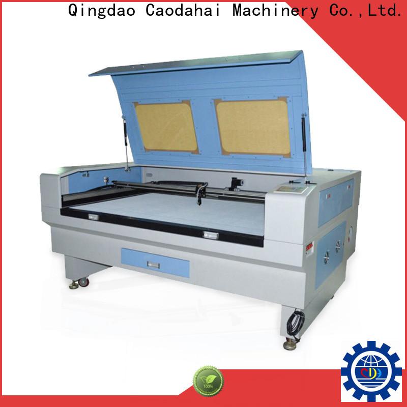 Caodahai durable laser machine manufacturer for plant