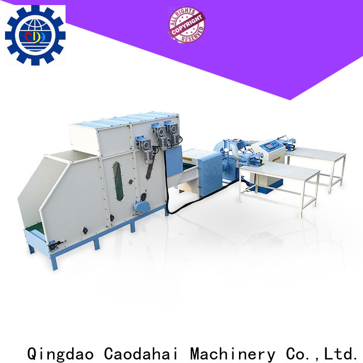 quality fiber opening and pillow filling machine personalized for business