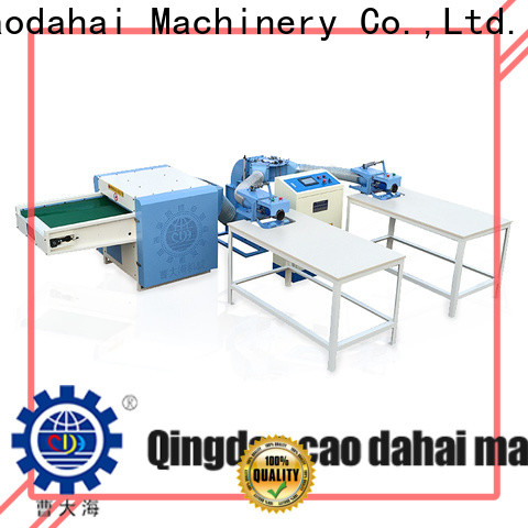 Caodahai pillow filling machine price personalized for work shop