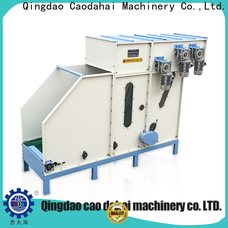 Caodahai practical cotton bale opener machine customized for industrial