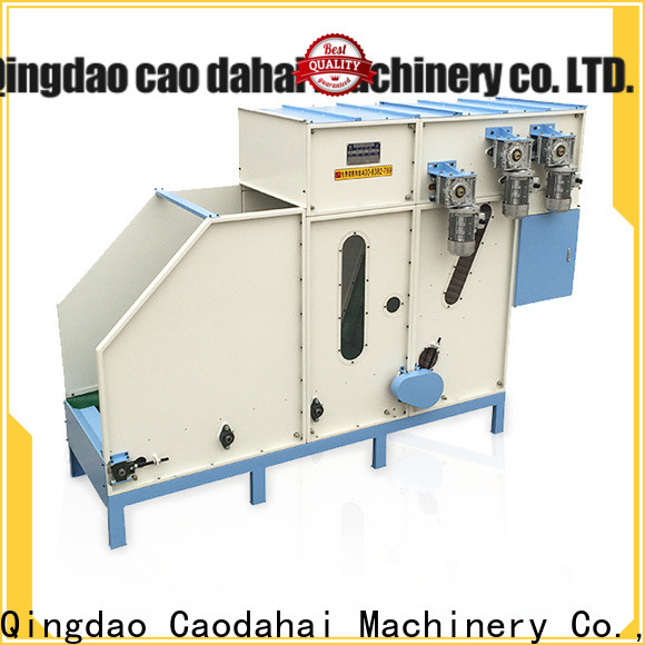Caodahai practical bale opening and feeding machine manufacturer for industrial