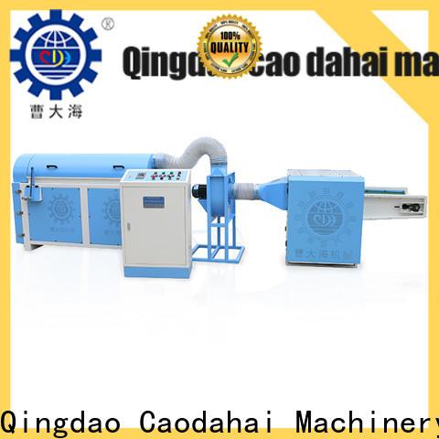 Caodahai cost-effective ball fiber making machine design for work shop