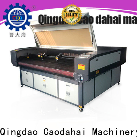 Caodahai reliable cnc laser cutting machine series for plant