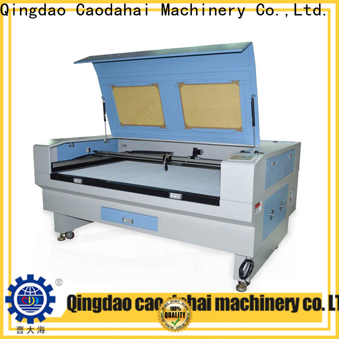 Caodahai durable cnc laser cutting machine directly sale for production line
