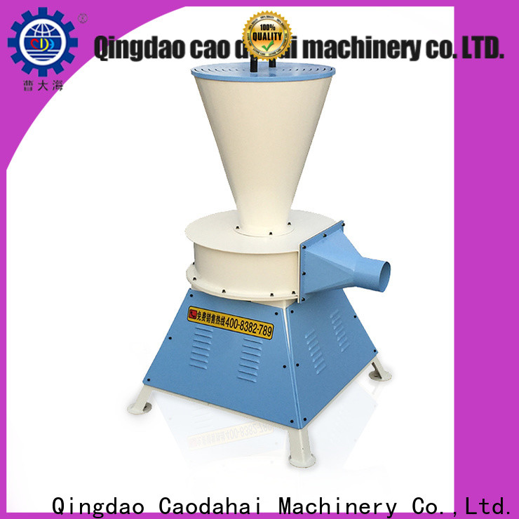 Caodahai sturdy foam crushing machine supplier for plant