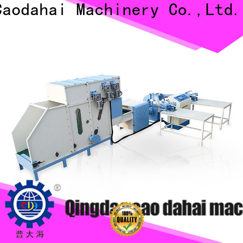 professional pillow filling machine personalized for production line
