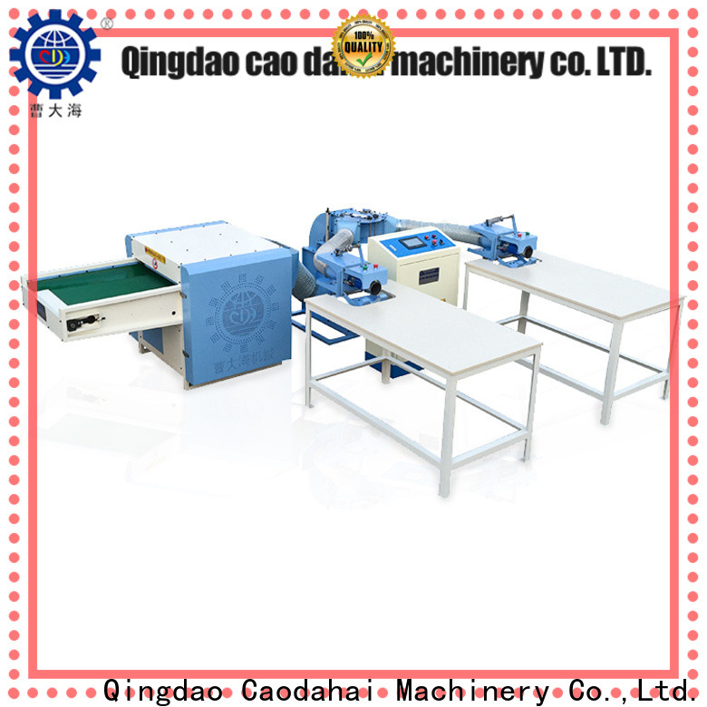 Caodahai pillow filling machine price personalized for plant