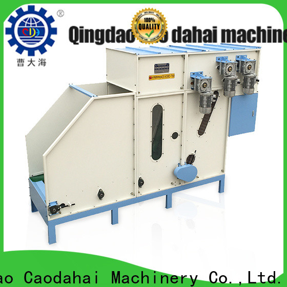 Caodahai bale breaker machine directly sale for commercial