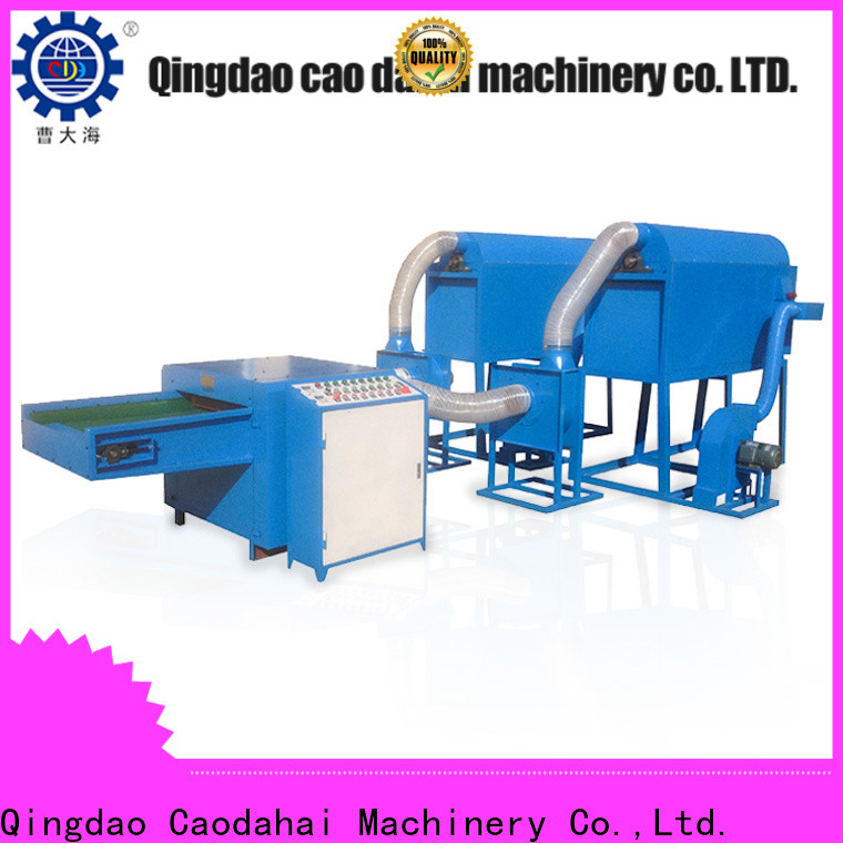 approved ball fiber toy filling machine with good price for work shop