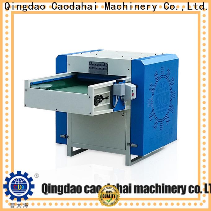 Caodahai fiber carding machine design for manufacturing