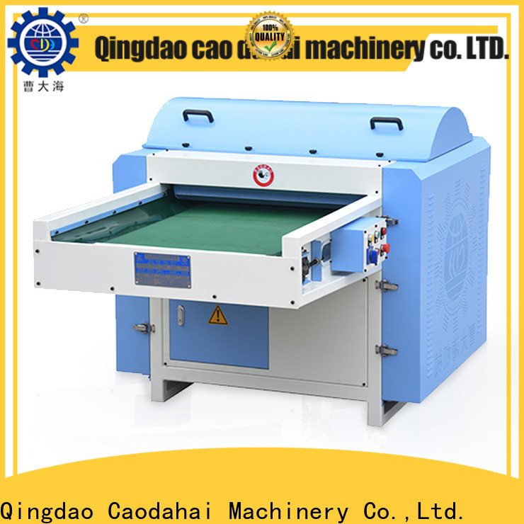 carding polyester fiber opening machine with good price for commercial