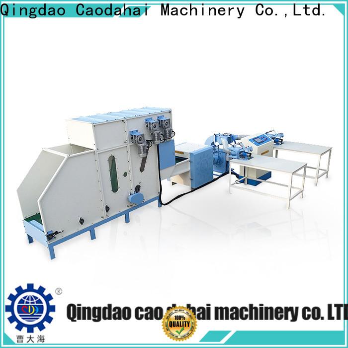 Caodahai sturdy pillow manufacturing machine wholesale for production line
